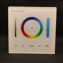 WALL-MOUNTED <span class=keywords><strong>TOUCH</strong></span> <span class=keywords><strong>PANEL</strong></span> LED CONTROLLER RGB