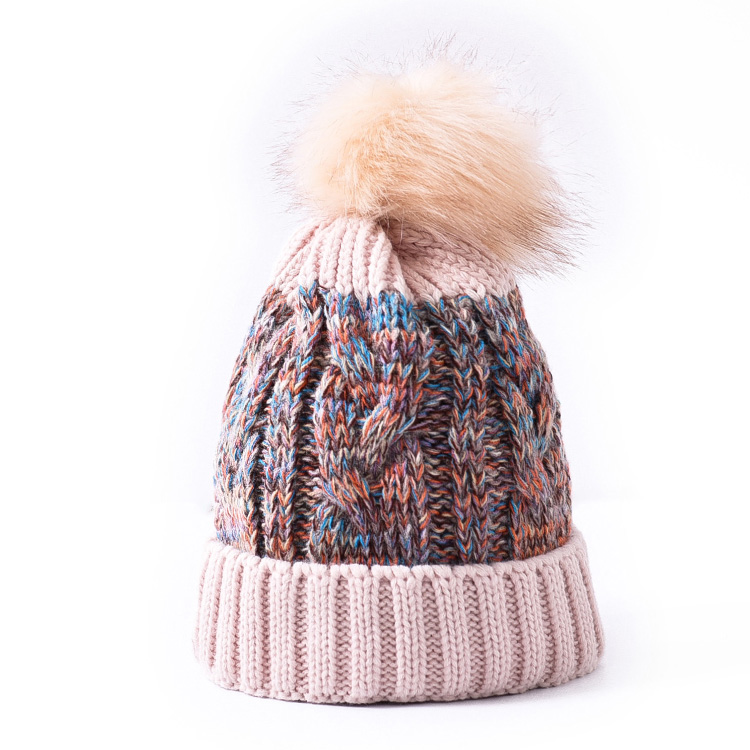 Wholesale 2019 <strong>new</strong> winter knitting <strong>hat</strong> cheap Korean version outdoor wool beanie <strong>hat</strong>
