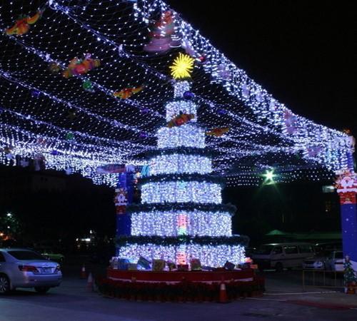 Good Item! Moon And Star Style Rgb Led Christmas Tree Lights