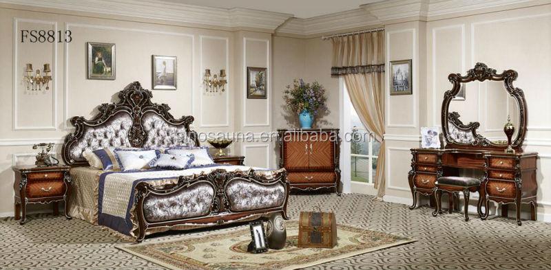 2015 fsc entwickelt elegante luxuri se kingsize bett k nigliche m bel italienische schlafzimmer. Black Bedroom Furniture Sets. Home Design Ideas