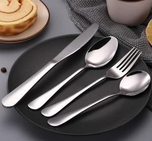 mirror polish stainless steel cutlery