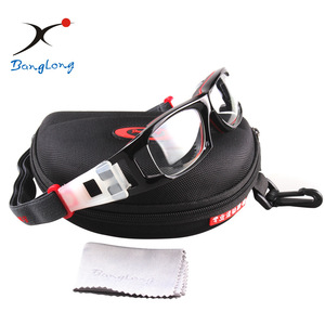 4b1ff61813 UV400 Basketball glasses Training Goggles football Dribbling Goggles Soccer  Glasses Anti Impact Basketball Sports