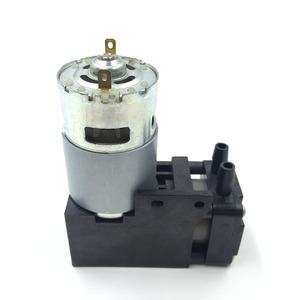 Low noise high pressure hydraulic pump flow rate mini piston