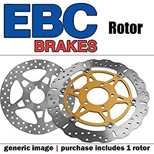EBC Brakes GD1844 Brake Rotor Kit