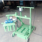 QMY2-45 egg laying concrete block making machine cheap price cement brick machine made in china