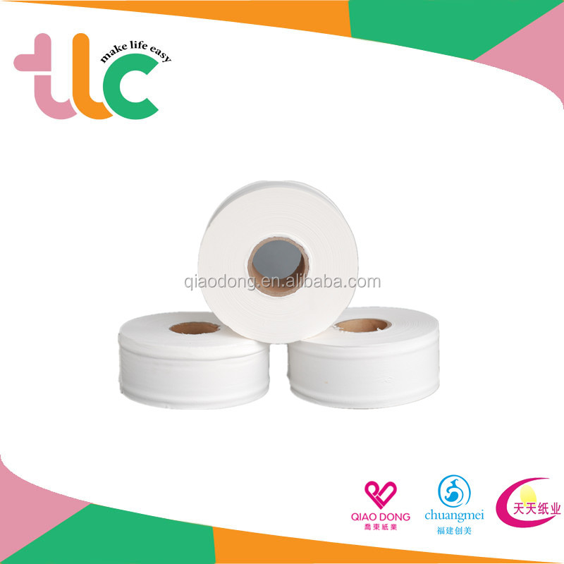 Jumbo Roll Toilet Tissue/napkin paper roll /Facial Tissue