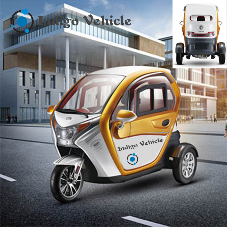 3 wheel electric scooter 60V 72V 1500W adult tricycle car for sale
