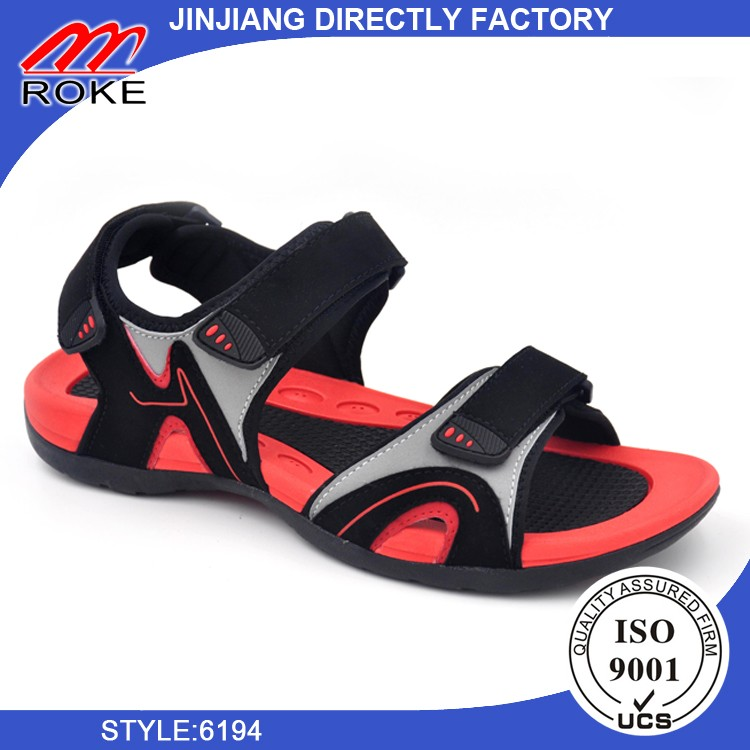 High quality attractive 2017 men sandals on sale