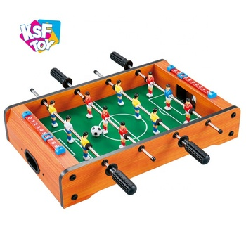 indoor hand soccer board game mini table football toys for family parent-child interaction play