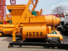 High quality CE certificate JS750 electric concrete mixer