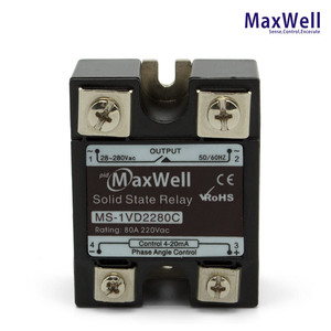Maxwell MS-1VD2280C 4-20mA input solid state voltage regulator