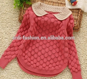 8ee0b542ace3 New Latest Design Woolen Fish Scale Mermaid Sweater For Kids Baby ...