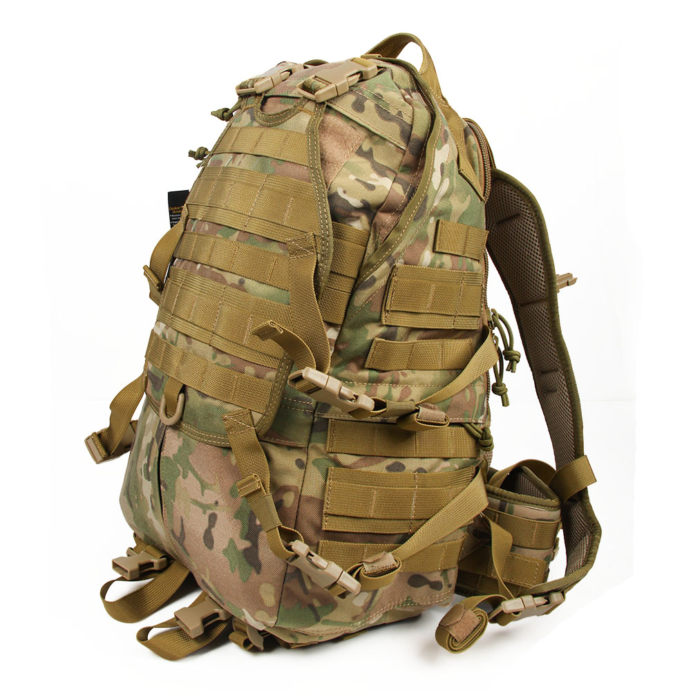 5-0010 1000D Military Combat waterproof military backpack