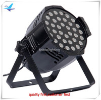 Feituo stage lighting indoor led par can 36 3w uv led par light