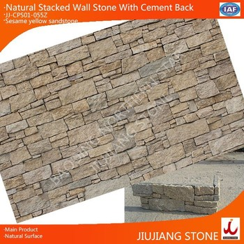Superior Exterior Decorative Concrete Stone Wall Mold Material