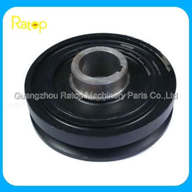 4BD1 4BG1 CRANKSHAFT PULLEY FOR EXCAVATOR 3389198