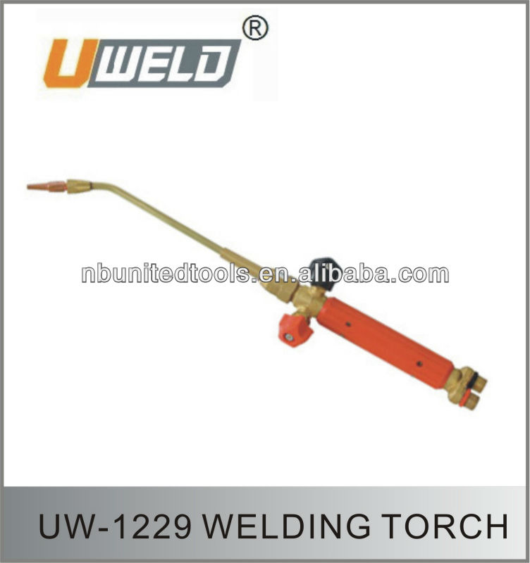 Murex type portable gas welding torch