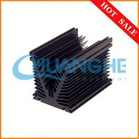 China new product heatsinks extrusion aluminium housing