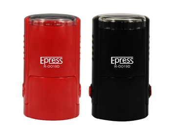 Epress Small Date Stamp R 0019D Self Inking ModuleBlank Without Engraving Text
