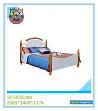 respetuoso del medio ambiente de uso domstico tipo y estilo de madera maciza cama para nios
