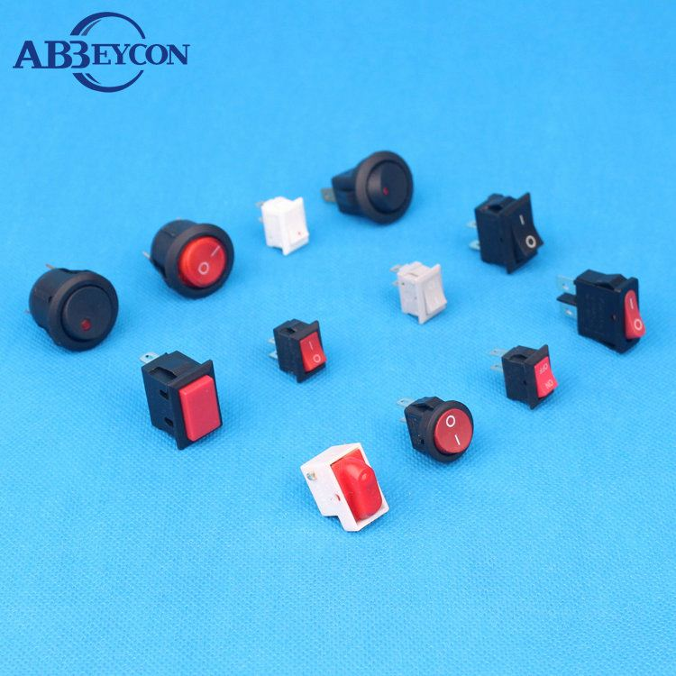 Car/Boat/Nautical/marine LED rocker switch 12V 24V IP68