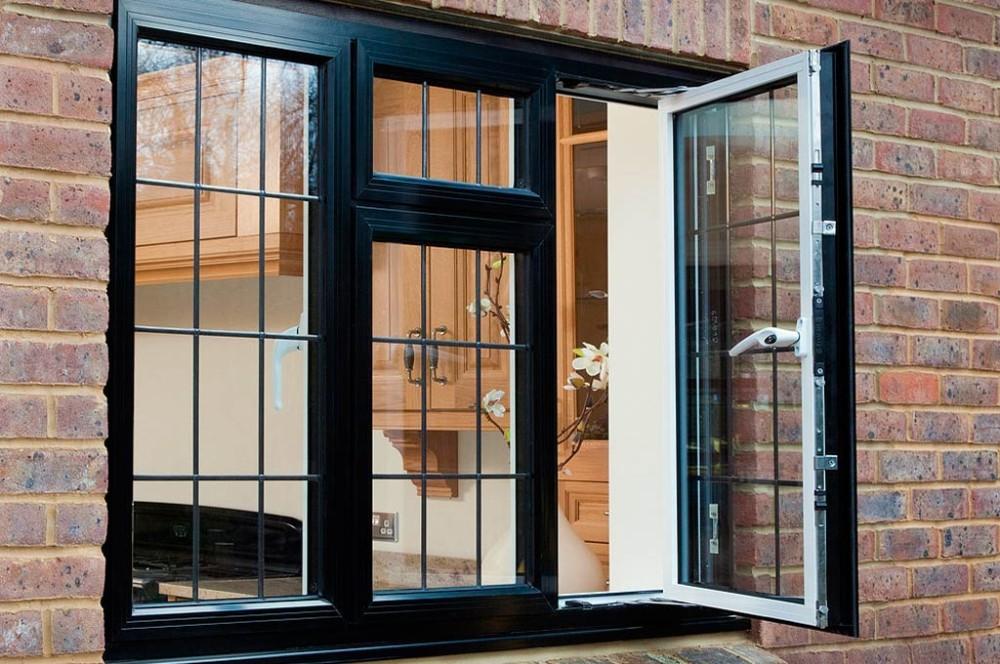 Superhouse china top 10 aluminium window manufacturer for Aluminum window manufacturers