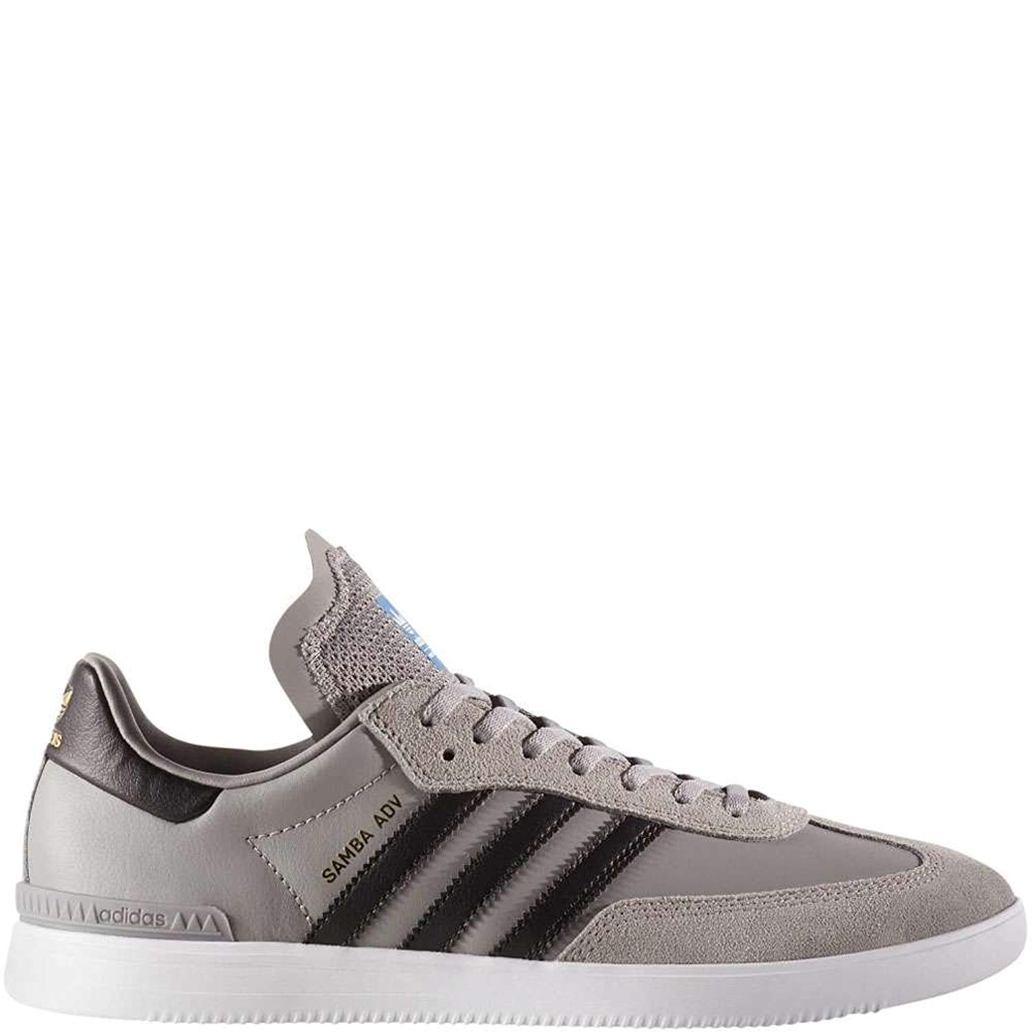 huge selection of f1aea 48b27 Get Quotations · adidas Samba ADV Skate Shoes - Mens