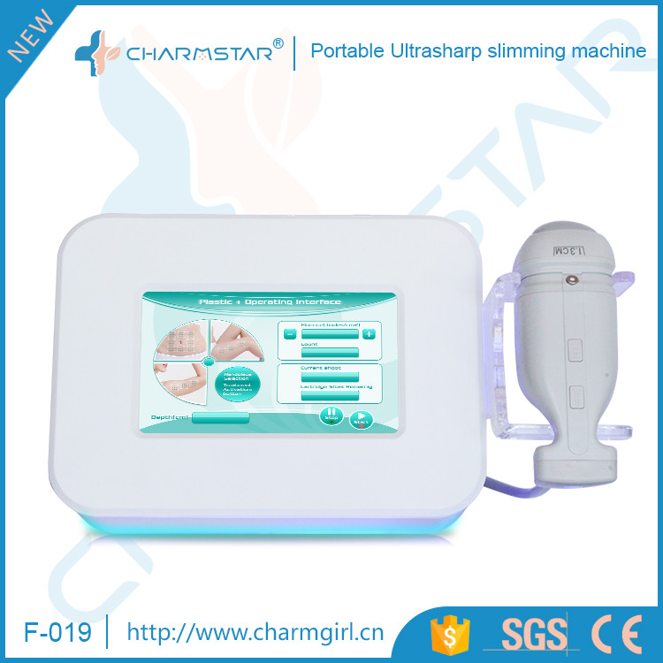 Portable Ultrashape slimming machine for arm body fat reduce