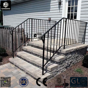Wrought Iron Stair Railing Panels Wholesale, Stair Railing ...