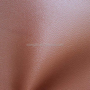 Oxford fabric litchi grain synthetic leather paper leatherette rolls for luis vuiton bags