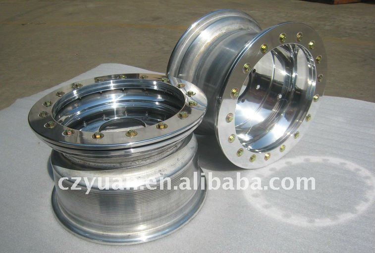 ATV Parts 12x7 Beadlock ATV Alloy Performance rims
