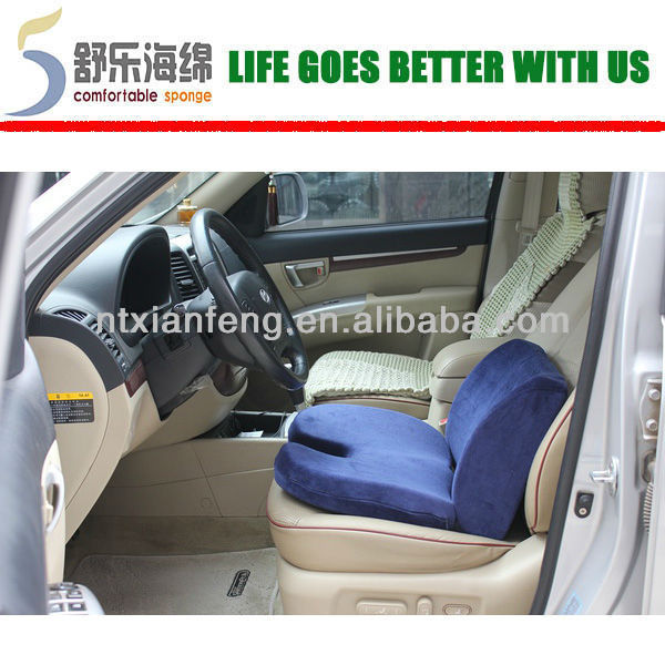 Comfortable U Shape Memory Foam Car Seat Cushion For Short People Buy Car Seat Cushion For Short People Seat Cushion Chair Cushion Product On
