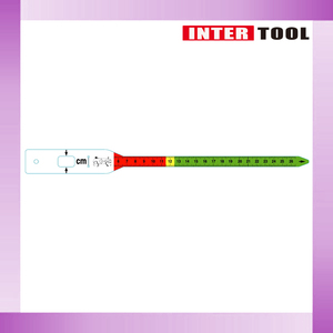 picture regarding Printable Measuring Tapes titled MUAC Tape Arm Tape Tapes for Measuring Mid Higher Arm Circumference