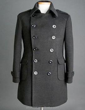 Wollen Winterjas Heren.Oem Modieuze Hoge Kwaliteit Italiaanse Jassen Heren Lange Trenchcoat