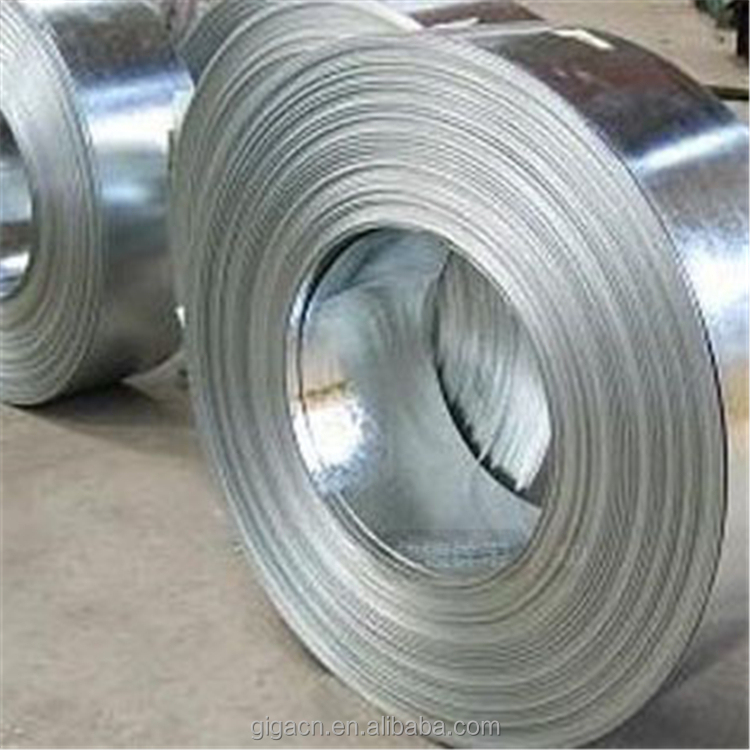 Cold Rolled Din High Carbon Gi Nickle Steel Strip Supplier