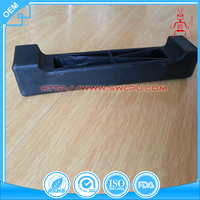 Machined plastic furniture handles with low price