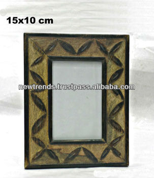 Wooden Photo Frame Hand carving