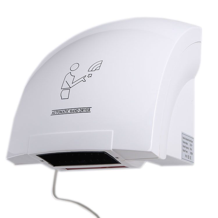 CE,RoHS Certification and Yes Sensor electronic hand dryer