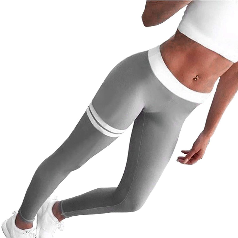 9b6bb16386 TOPUNDER Women Clothing 2018 Women Sportswear Skinny Women Yoga Pants  Fitness Gym Leggings by Topunder