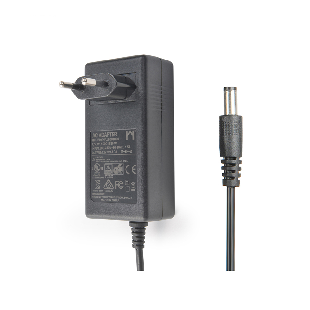 36V 3.33A Power Adapter for Security equipment LCD LED lighting Communications