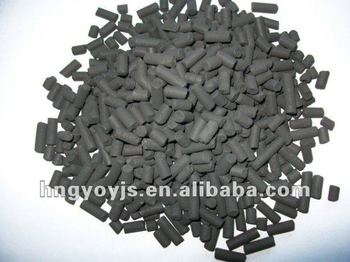 Water Treatment Agent --bulk Refined Coal Based Columnar Activated ...