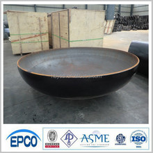 ASME B16.9 CarbonSteel Large Size Pipe End Cap