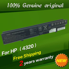 Free shipping 587706-751 587706-761 593572-001 Original laptop Battery For Hp 420 421 425 4320t 620 625
