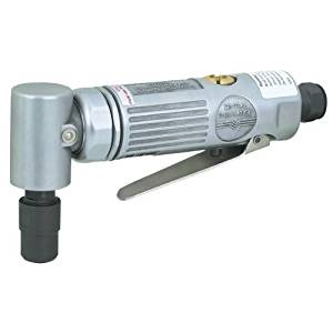 Air Angle Die Grinder by Central Pneumatic