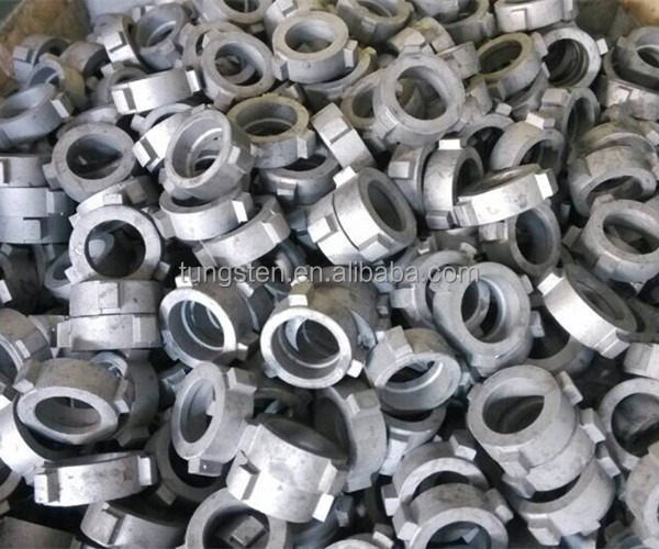 mould-casting and sintered wear nonstandard tungsten carbide seal ring