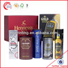 round tube wine gift boxes for wholesale