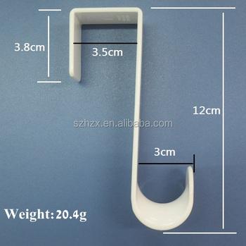 S Shape Hook Over The Door Hook Hanger Back Door Hook
