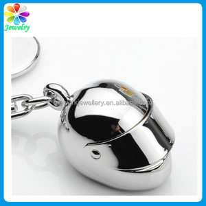 New Arrival 2014 Jewelry Accessory Metal Keychain Metal Keychain Helmet for Motorcycle Master