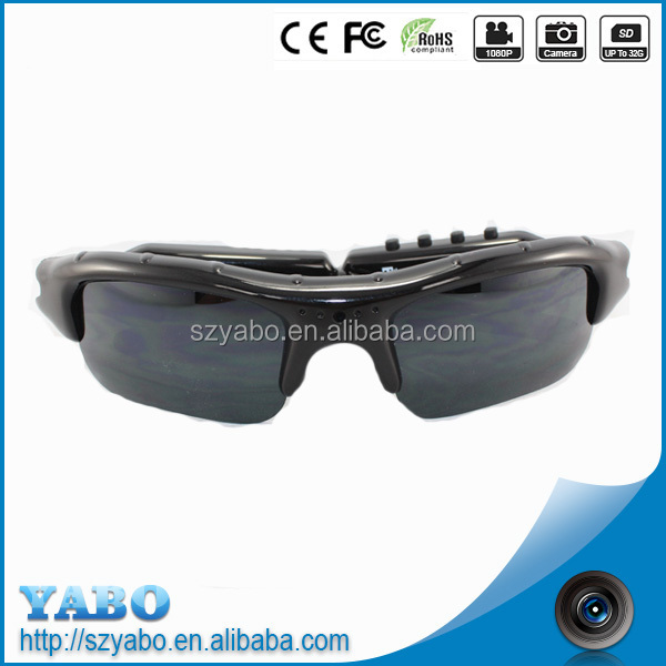 Mobile Eyewear Recorder Mobile/home Dv/mp3 Dvr Mp3 Sunglasses ...