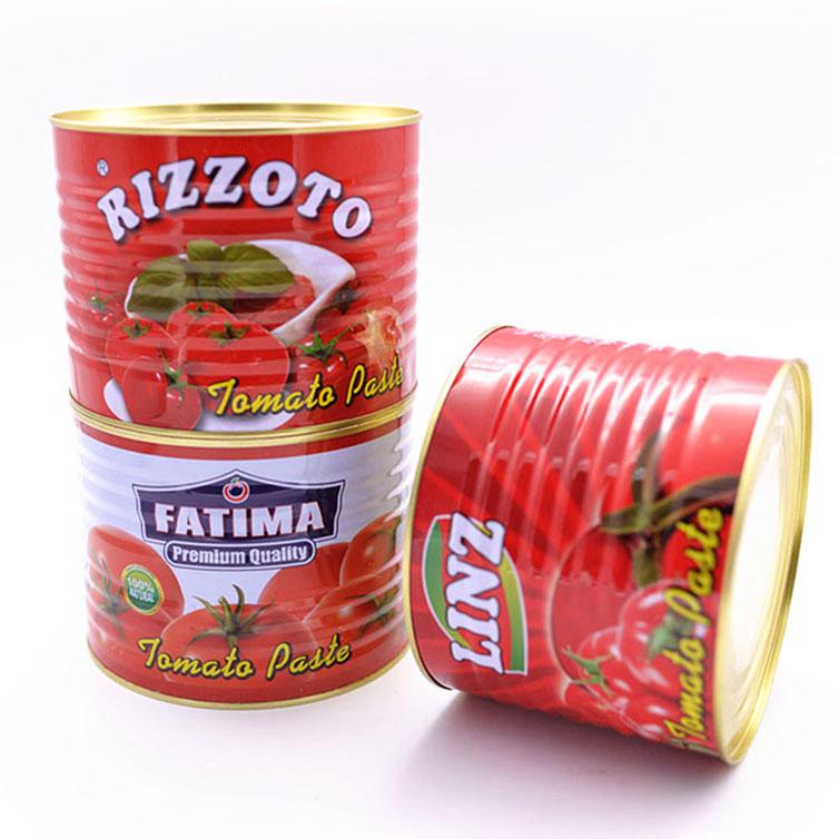 2.2kg tomato paste brix 36% - 38% price ton